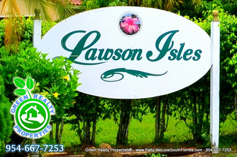 Lawson Isles - Davie Florida